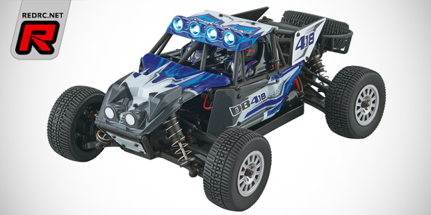 Dromida 1/18 scale 4WD brushless RTR vehicles