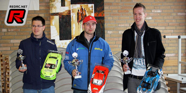 Dutch Electric On-road Championship Rd1 – Report