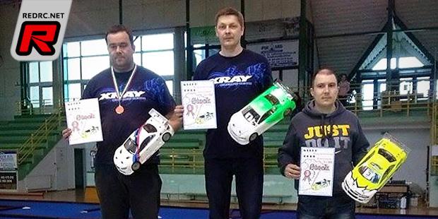 Janos Birinyi wins at East Hungarian Champs