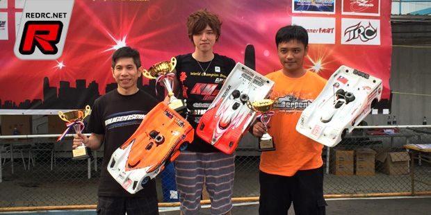 Takahaka Shoki wins at FEMCA Asia Champsionships