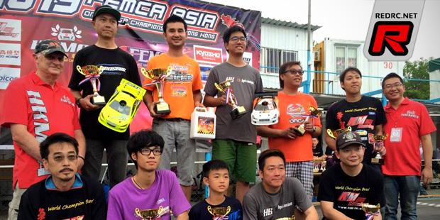 Surikan C. wins at 2015 FEMCA Asia Championship