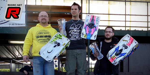 French Nitro On-Road Championship Rd1 – Report