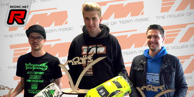 Arnold & Soulignac win at French TC Champs Rd2