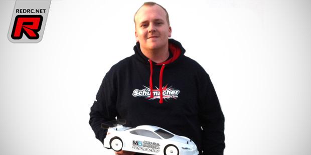 James Hart joins Schumacher