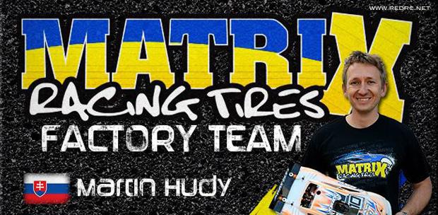 Martin Hudy continues with Matrix