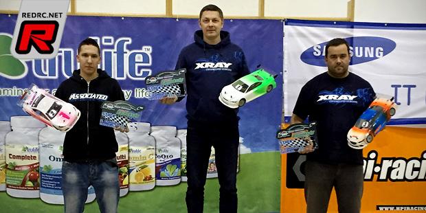 Janos Birinyi wins Hungarian National Championship