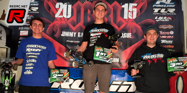 Rivkin & Fenster win at JBRL Electric Series Rd2