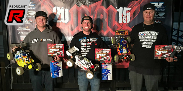 Carson Wernimont doubles at JBRL Nitro Series Rd1