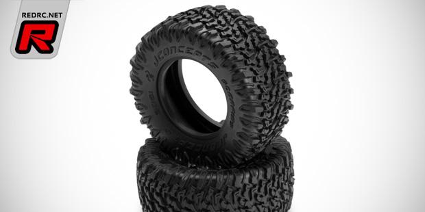 JConcepts Scorpios all-terrain SC tyre