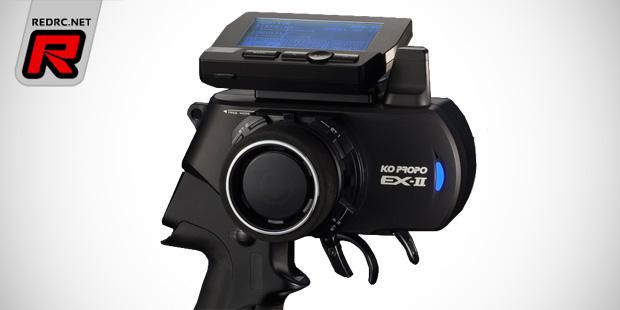 KO Propo EX-2 2.4GHz radio system