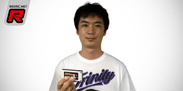 Hideo Kitazawa joins Trinity A-team