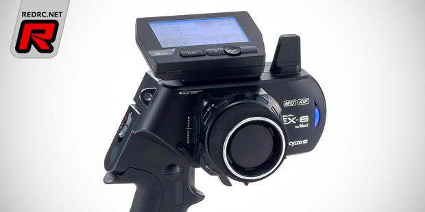 Kyosho Syncro EX-6 Mini-Z radio system