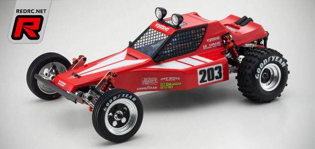 Kyosho re-release the Tomahawk