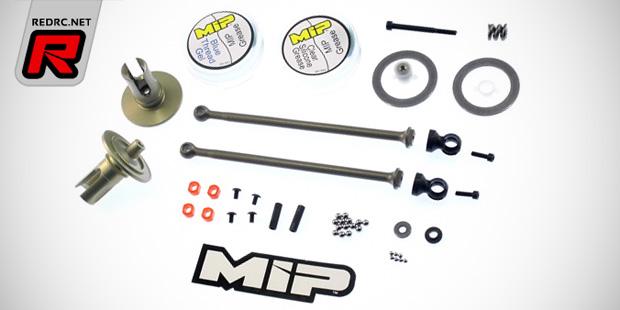MIP T5M Pucks Bi-Metal R-CVD drive system