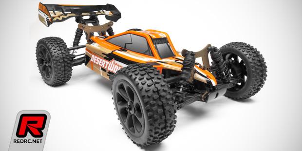 Maverick DesertWolf & TimberWolf 4WD RTR kits