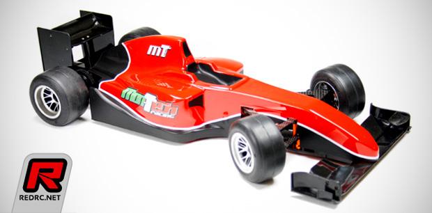 Mon-Tech F15 1/10th Formula bodyshell