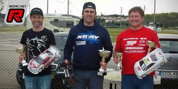 Jorge Simoes wins at Portuguese TC Nationals Rd1