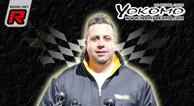 Nathan Reese joins Yokomo