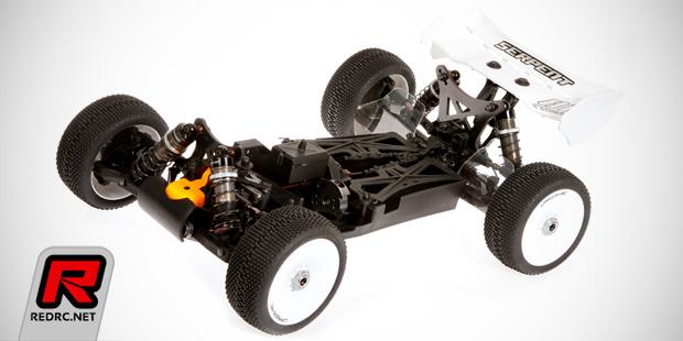 Serpent Cobra Be 2.1 1/8th E-buggy kit