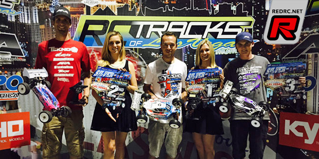 Jared Tebo wins E-Buggy class at Silver State