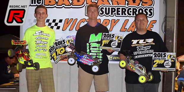 Mcginty & Flurer win at 2015 Spring Sting