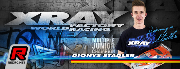 Dionys Stadler joins Xray Factory Team
