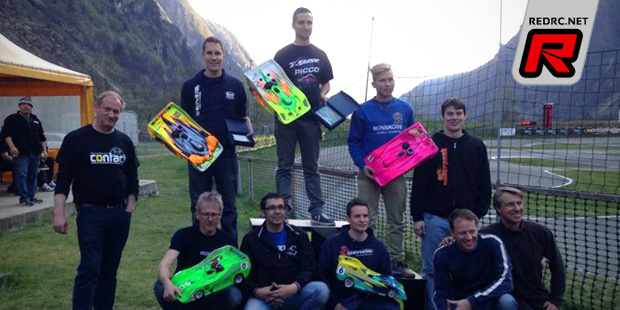 Swiss Nitro On-Road Nationals Rd1 – Report