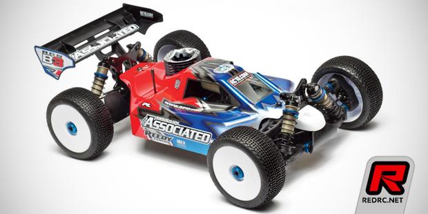 Team Associated RC8B3 Team Kit 1/8th nitro buggy