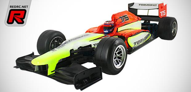 Teamsaxo Duckbill 1/10th scale Formula bodyshell