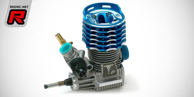 Fantini-tuned Tesla 9-port .21 engine