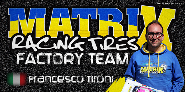Francesco Tironi renews with Matrix
