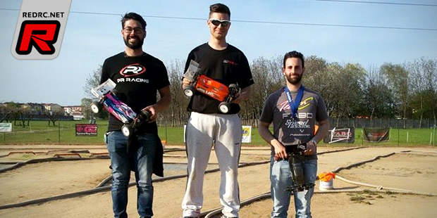 Luca Albanese wins 4WD class at Trofeo Race