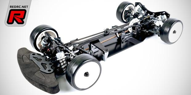 VBC Ghost Evo 1/10th touring car kit