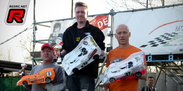 Western German Championships Rd1 – Report