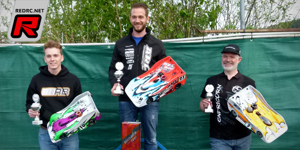 Western German Championship Rd2 – Report