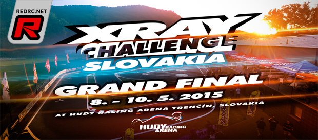 Xray Challenge Grand Final 2015 – Announcement