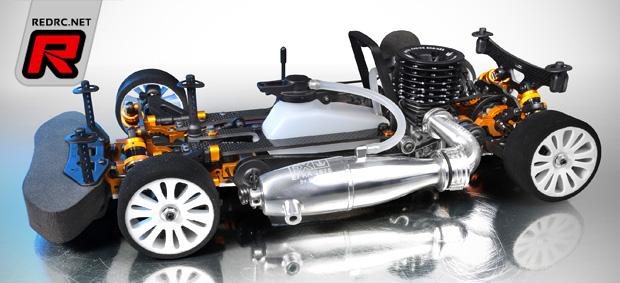 Xray NT1'15 200mm nitro on-road kit