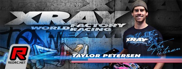 Taylor Petersen joins Xray