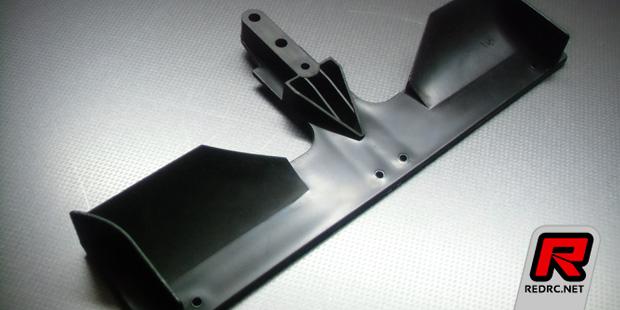 Zen wide & narrow Formula front wings