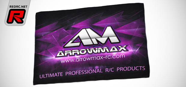 Arrowmax large micro fibre pit towel