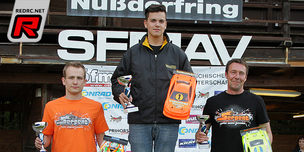 Austrian Electric On-road Nationals Rd2 – Report
