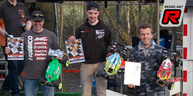 Bart Mullink wins at Dutch BL-Cup Rd2 & Rd3