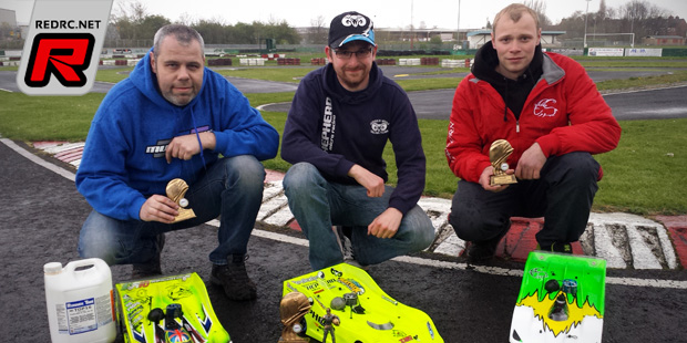 BRCA 1/8th Circuit National Champs Rd2 – Report