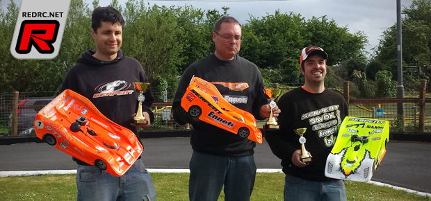 BRCA 1/8th On-road Nationals Rd3 – Report