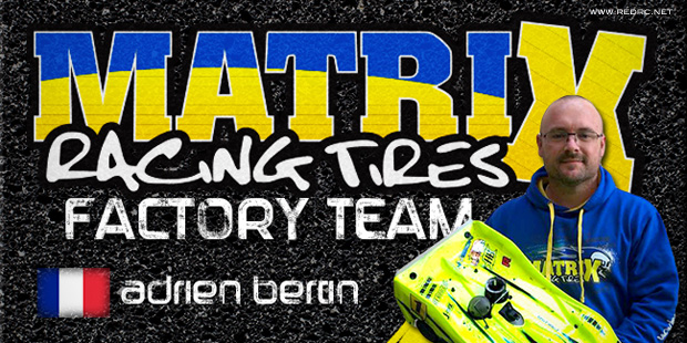 Adrien Bertin continues with Matrix