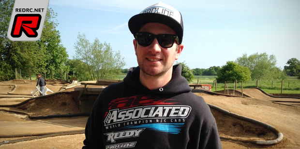 Neil Cragg wins BRCA Nitro Buggy Nationals Rd2