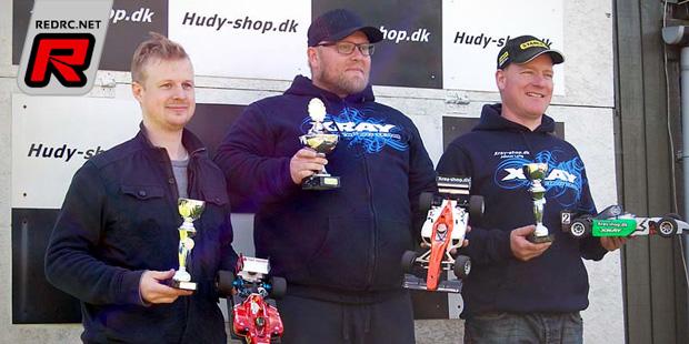 Christian Lehm wins at Danish On-road Nats Rd1
