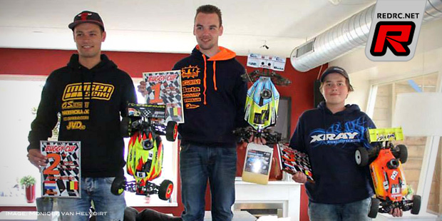 Bart Mullink wins at Dutch Buggy Cup