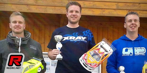 Ehrhardt wins at East German LRP-HPI-Challenge Rd2