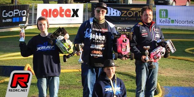 Ressar & Lainemäe win at Estonian Buggy Nats Rd1